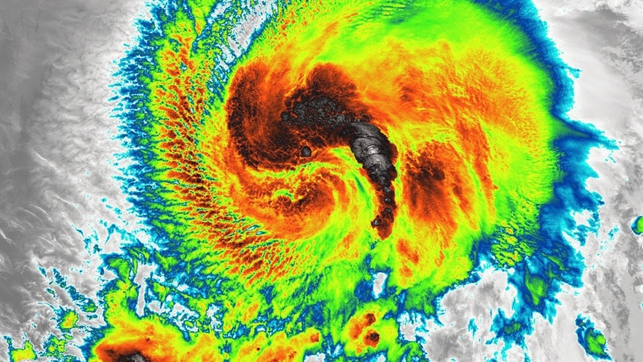 Forecasters say Hurricane Aletta is not a threat to land.