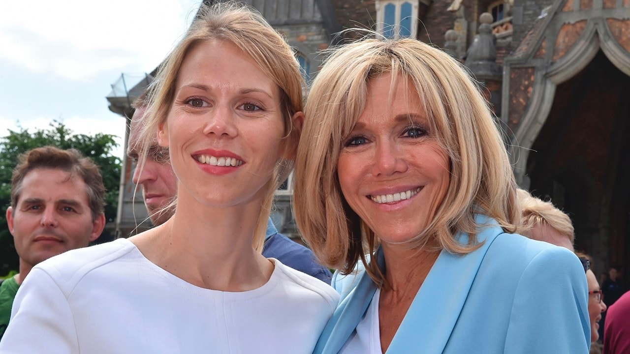 Brigitte Macron's daughter opens up about mother's relationship with Emmanuel Ma...