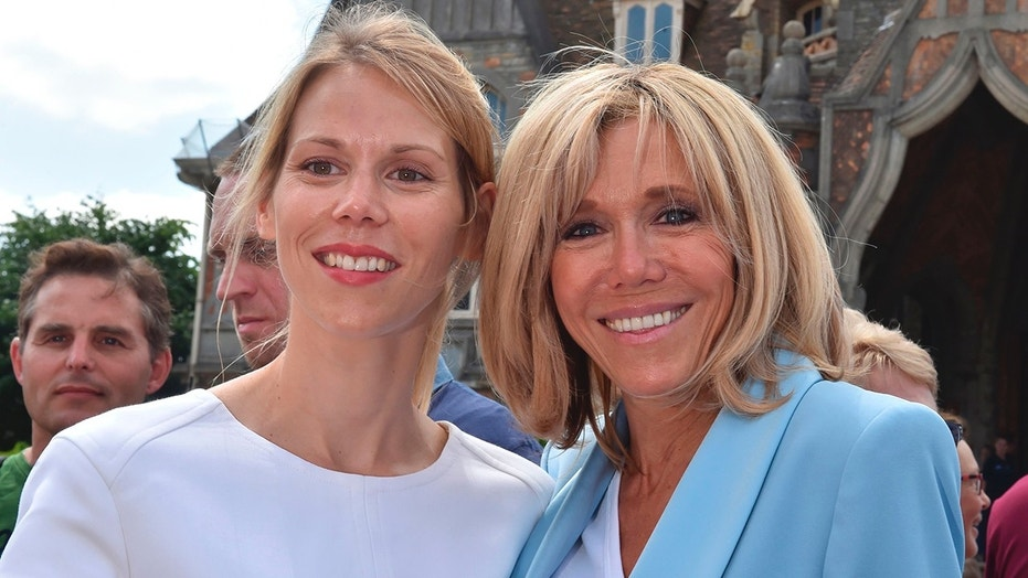 Tiphaine Auziere opens up about her mother Brigitte Macron's relationship with French President Emmanuel Macron