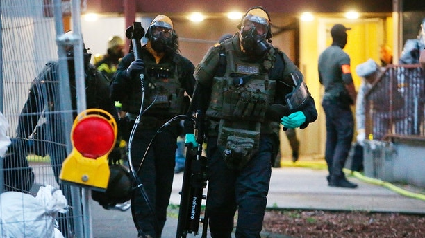 German prosecutors arrest man over alleged ricin attack plot