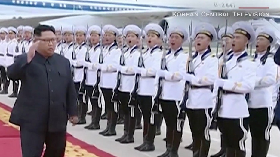 North Korea's state media aired a 42-minute video, its take on the historic Trump-Kim summit. Kim Jong Un was its hero and star.