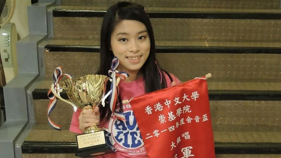 Pang Ching-yu, a former nursing student, said she believed she was better off dead due to her eczema.