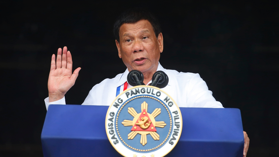 "Philippine President Rodrigo Duterte slammed for calling God ""stupid"" in a televised speech on Friday, June 22, 2018."