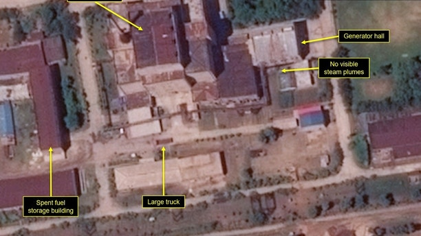 NK-2  North Korea continues construction of nuclear research facility despite agreement to 'denuclearize': report 1530127028459