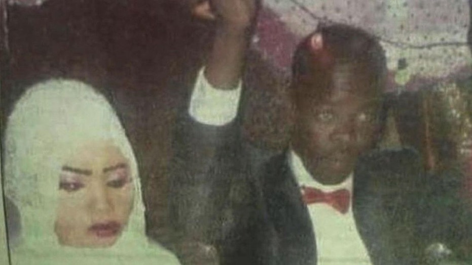 Noura Hussein is no longer on death row for the killing of her husband after an appeal court in Sudan replaced a death sentence with five years in prison.  Teen's death sentence for killing of husband who raped her overturned 1530116995010