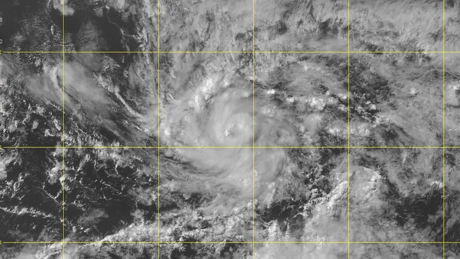 Beryl has formed into a hurricane in the Atlantic Ocean.