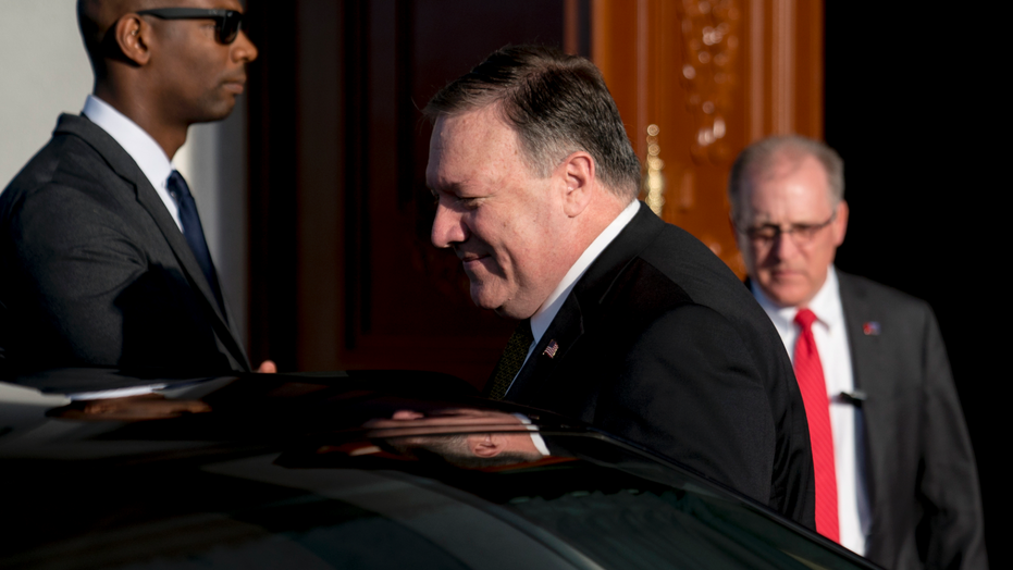 Pompeo lauds progress in DPRK visit, but Pyongyang says talks regrettable