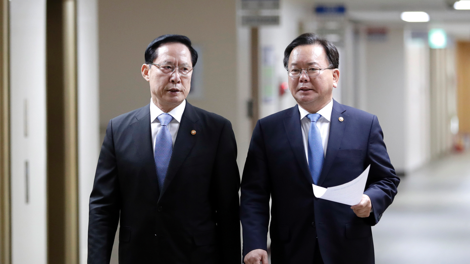 North Korea's Ri Su Yong visits Moscow