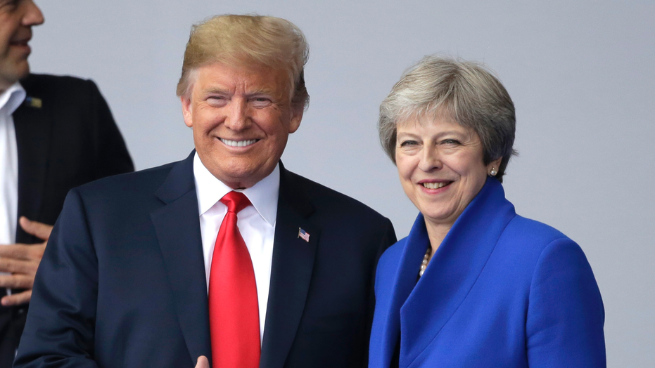 In Fiery Interview With British Tabloid, Trump Criticizes Prime Minister, London Mayor