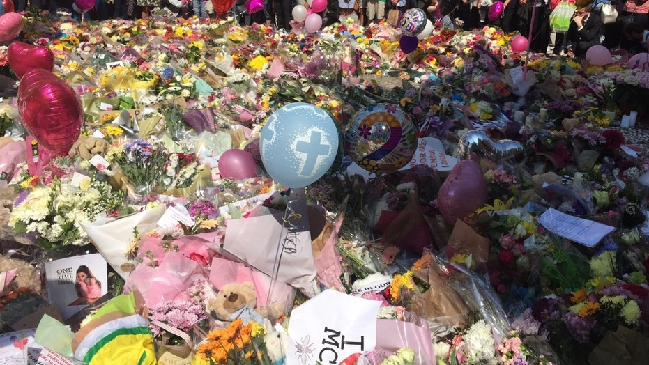 The shootings took place more than a year after the terrorist attack in the Manchester Arena, causing tributes.
