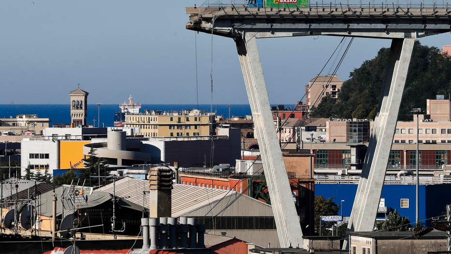 Warnings over Genoa bridge collapse made since 2012