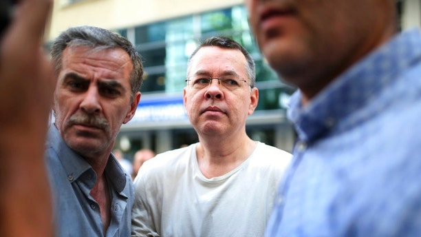 Turkish court rejects U.S. pastor's appeal for release