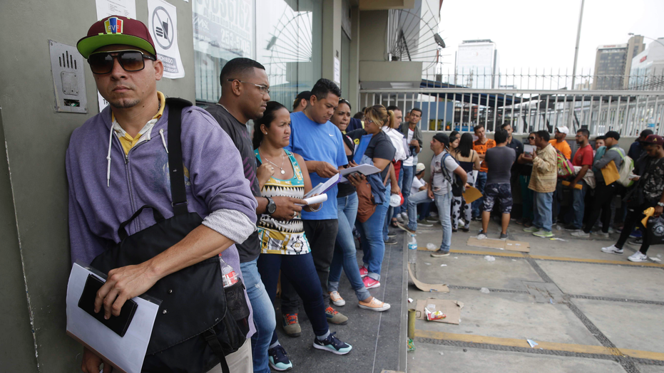 Ecuador tightens entry requirements for Venezuelans as influx swells