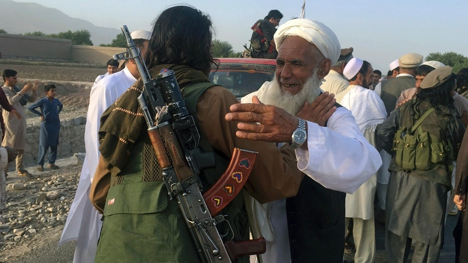 Taliban fighters observed a three-day cease-fire to mark the Eid al-Fitr holiday this past June.
