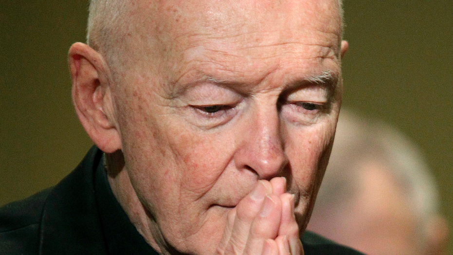 Diocese denies claim that Wuerl knew years ago about allegations against McCarrick