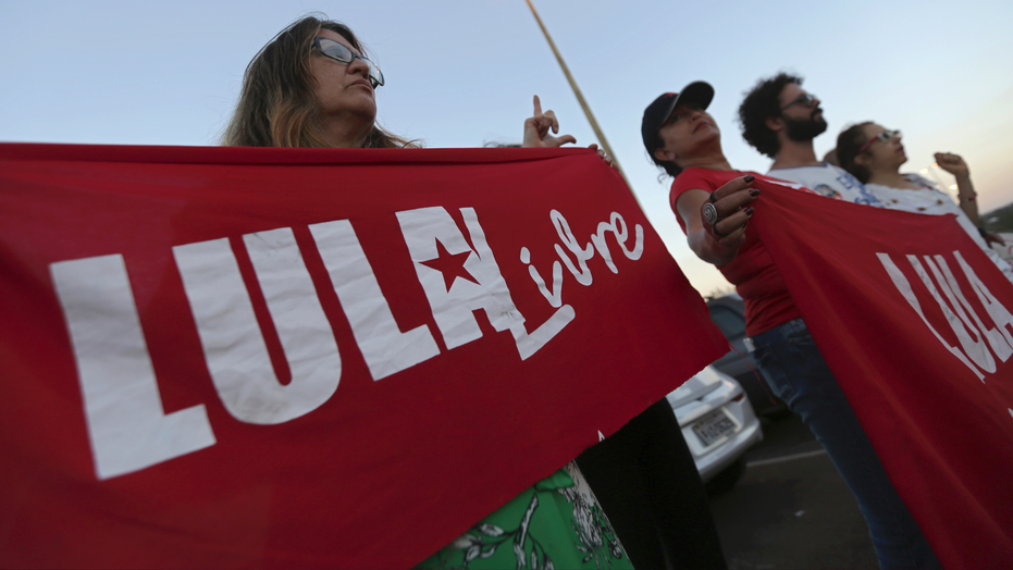 Brazil's Lula da Silva barred from running for presidency