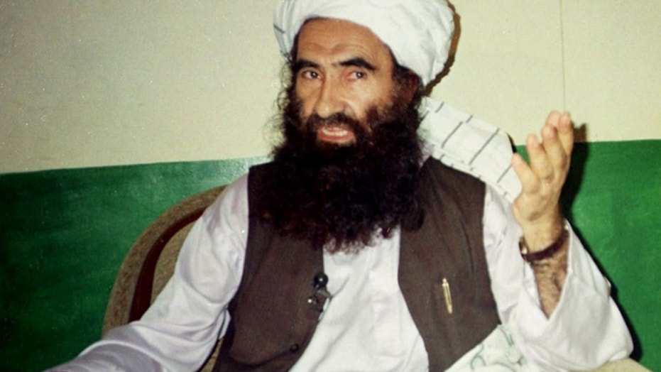 Taliban say founder of Haqqani network dies in Afghanistan