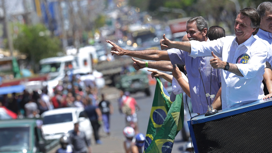 Brazilian Front-Runner Jair Bolsonaro Stabbed on Campaign Trail