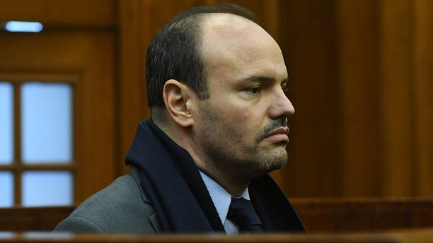 CAPE TOWN, SOUTH AFRICA  MAY 18: (SOUTH AFRICA OUT): Guatemalan murder accused, Diego Novella during his court appearance at Western Cape High Court on May 18, 2017 in Cape Town, South Africa. Diego is accused of murdering his 39-year-old American marketing executive girlfriend Gabriela Kabrins Alban at a boutique hotel in Camps Bay where they were staying, on July 29, 2015. (Photo by Brenton Geach/Gallo Images/Getty Images)