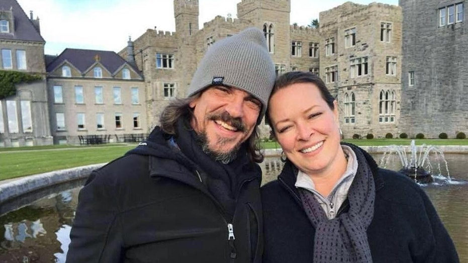 Kurt Cochran and wife Melissa in an undated photo provided by family members.