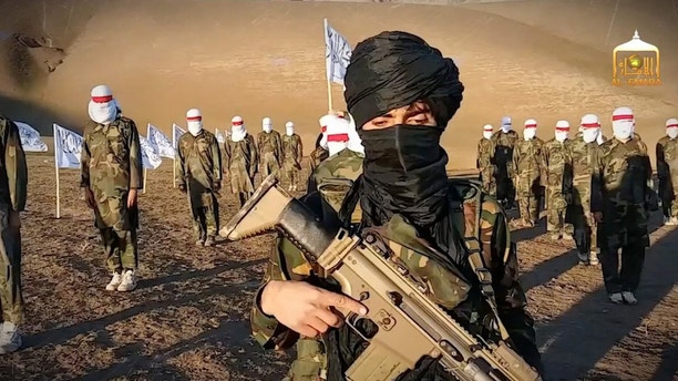 taliban ops weapons