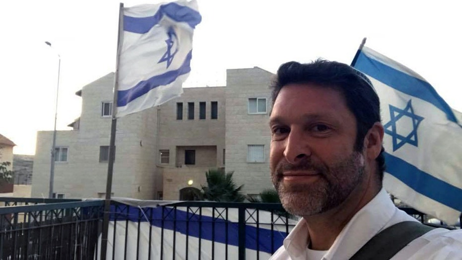 Ari Fuld, 45, was stabbed to death Sunday.