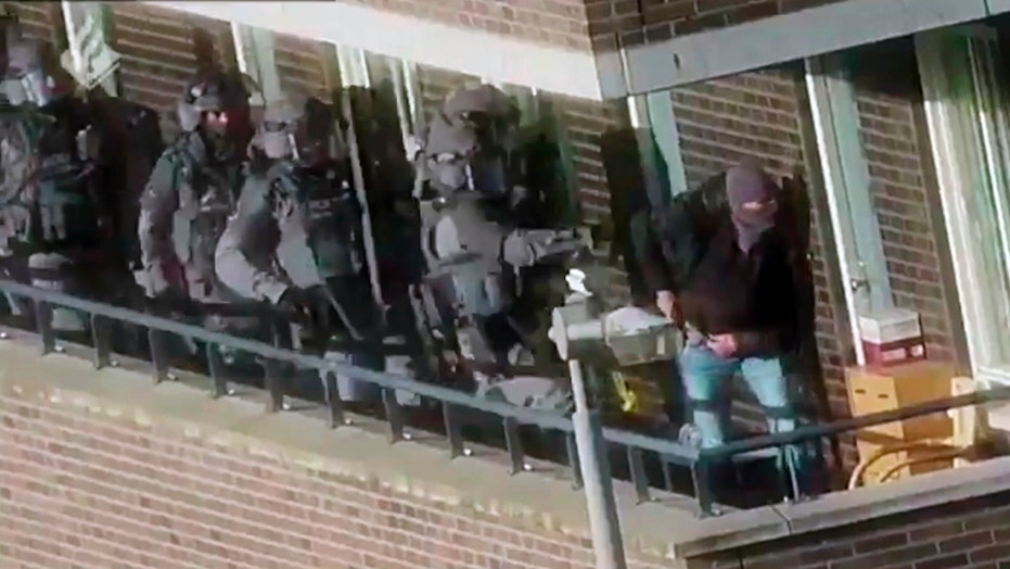 Dutch Police Strike Iraqi-Led Terror Cell Planning Major Attack