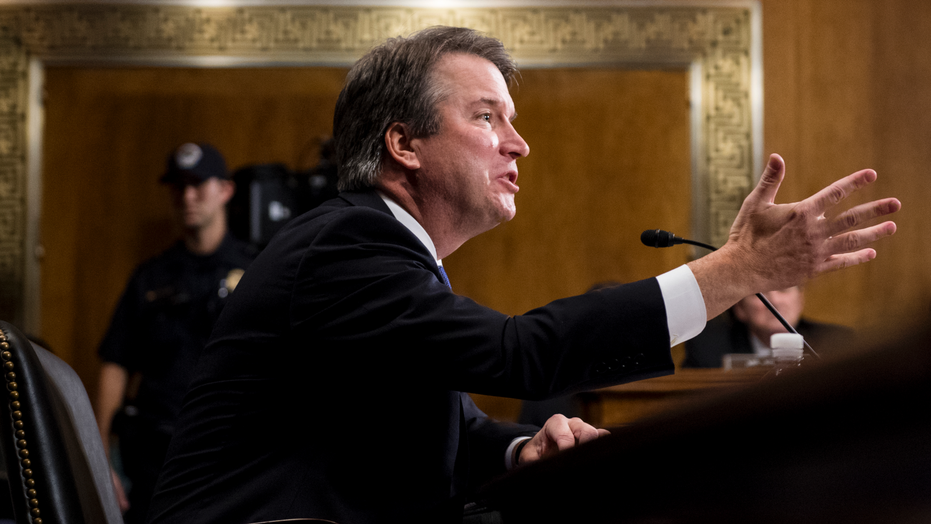 Senate Judiciary Committee Votes On Brett Kavanaugh's Supreme Court Nomination