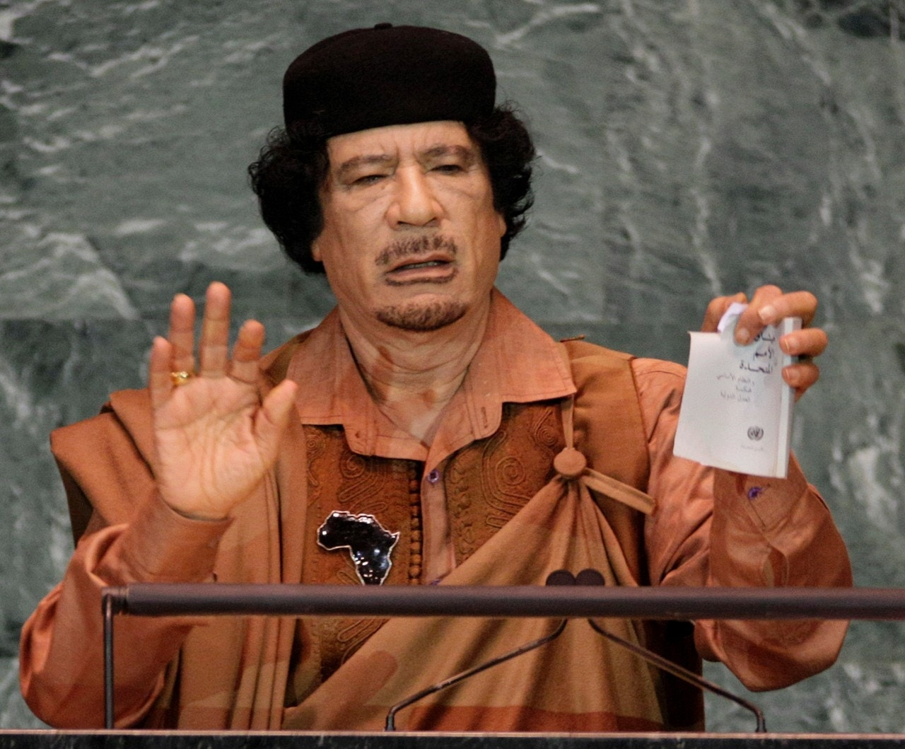 Qaddafi Reportedly Died of Wounds Sustained Before Capture ...