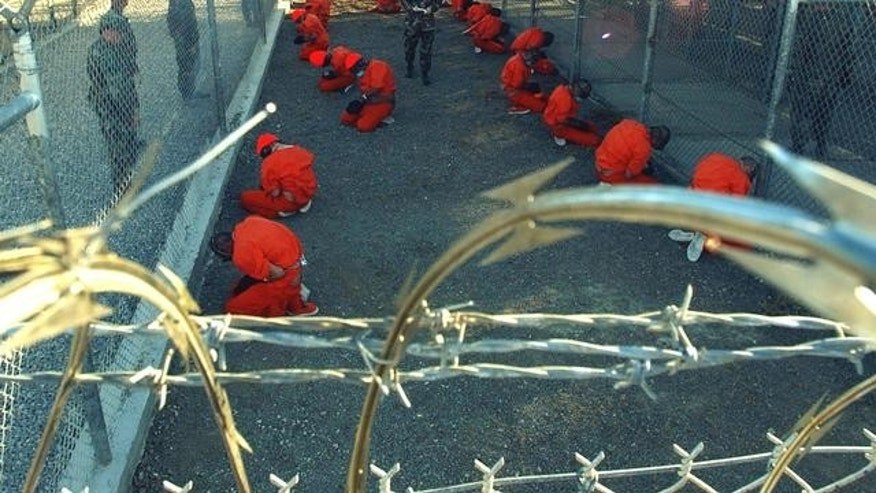 Guantanamo Bay marks ten years since first detainees&#x27&#x3b; arrival