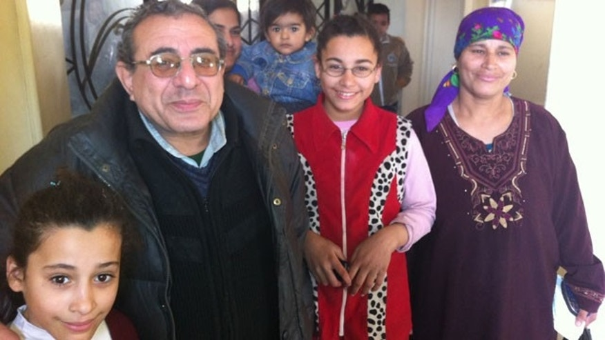 A Christian Center in Egypt amongst the slums