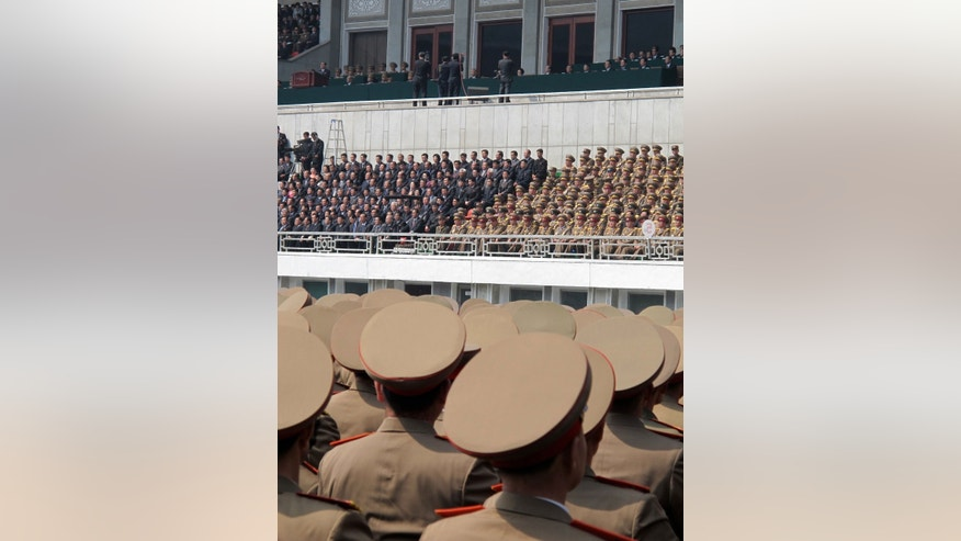 North Koreans mark 100th anniversary of founder Kim Il-sung's birthday