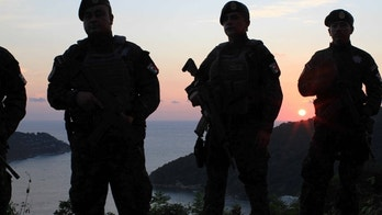 During December Mexico's Federal Police sent additional patrols to Acapulco, Mexico's most famous Pacific Coast resort city. (Photo: Nathaniel Parish Flannery/Fox News Latino)