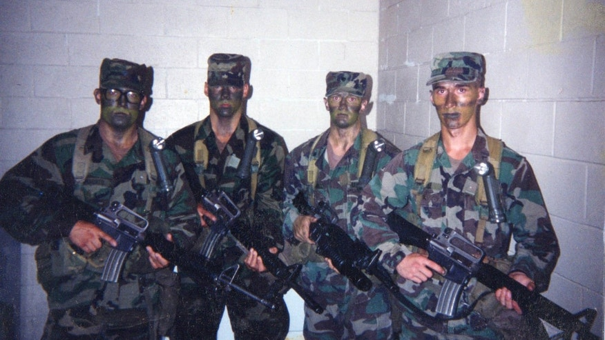 """Kris """"Tanto"""" Paronto: Army, From Basic Traing at Ft. Benning GA, to 2nd BN 75th Ranger Regt, to 5 BN 19th Special Forces Group ending in 2003"""