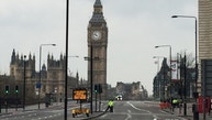 London the day after FOX NEWS PIC