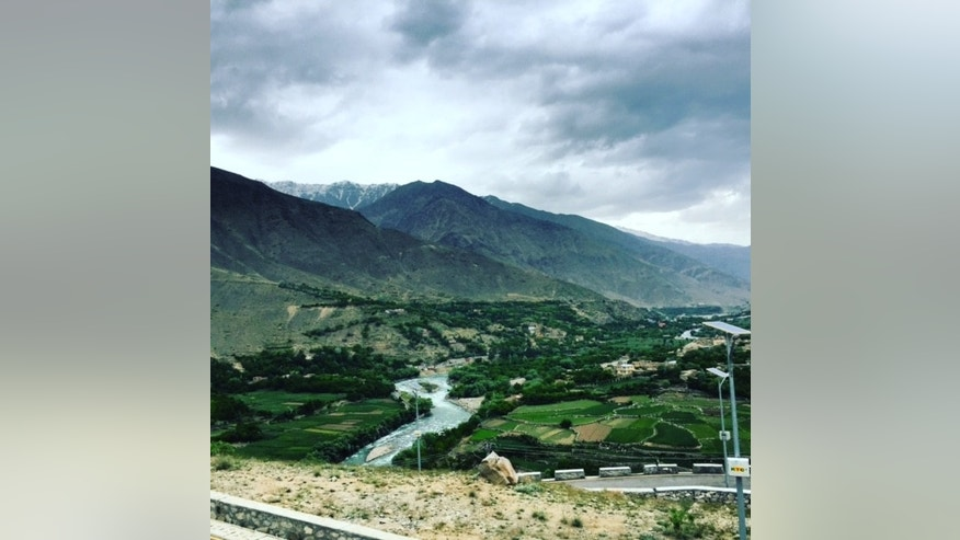Panjshir Valley: Afghanistan's forgotten 'green zone'