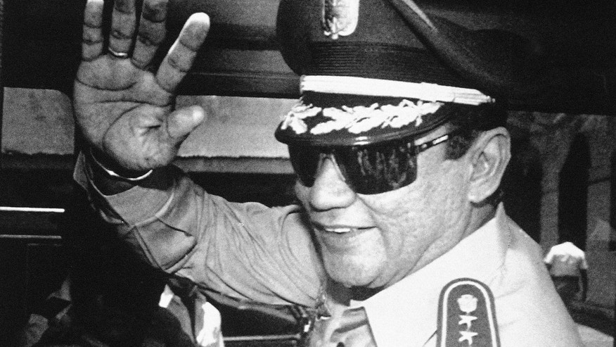 Manuel Noriega, a life in pictures