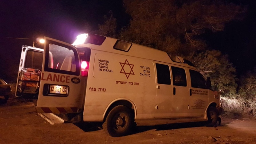 Halamish settlement unrest