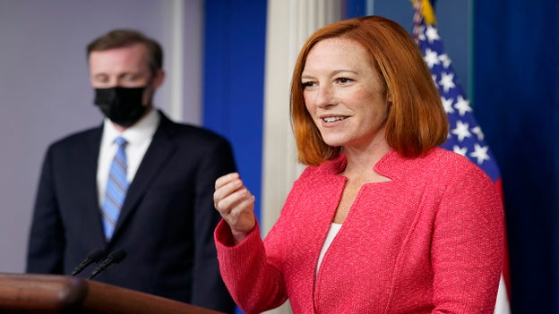 Biden administration doubles down on Psaki's claim that Americans are not stranded in Afghanistan