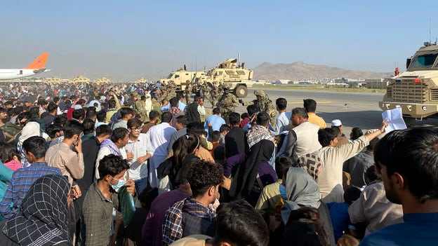 NBC reporter blasts 'humiliating' Afghan crisis