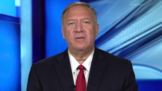Mike Pompeo: Biden's weakness puts American lives at risk. We can't leave anyone behind