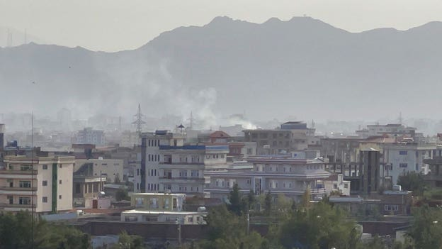 US carries out airstrike against vehicle bomb in Kabul, US official confirms