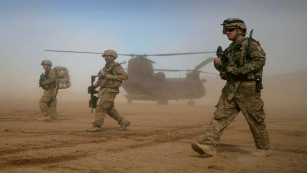 The war in Afghanistan cost America $2.3 trillion over 2 decades