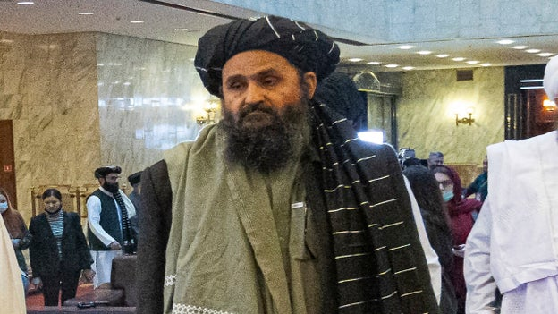 House Intelligence Committee members not told of Burns meeting with Taliban leader