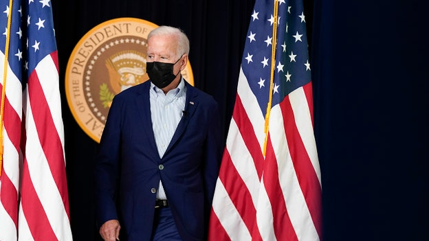 Biden pledges to keep up airstrikes against Islamic State-affiliated group responsible for bombings