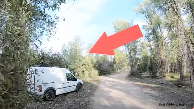 Gabby Petito case: YouTube video appears to show Petito's van in park on Aug. 27