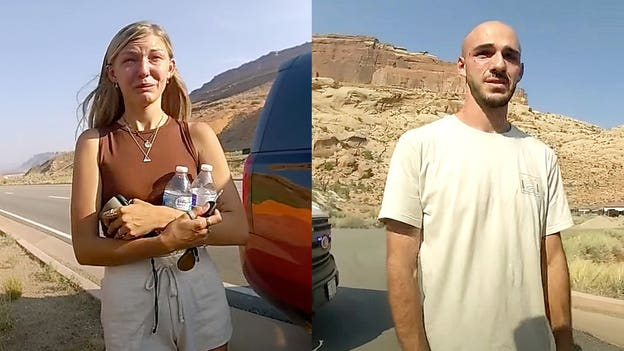 More details on 911 call about Petito, Laundrie altercation in Moab