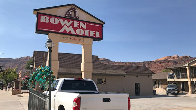Moab motel owner cannot confirm Laundrie stayed at facility after police separated him from Petito