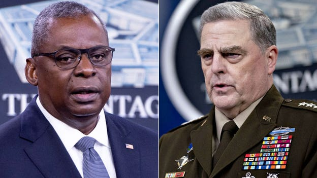 Milley, Austin testify in front of Congress on Afghanistan withdrawal, aftermath