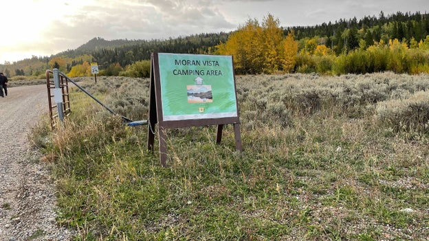 Search for Petito continues near Grand Teton National Park